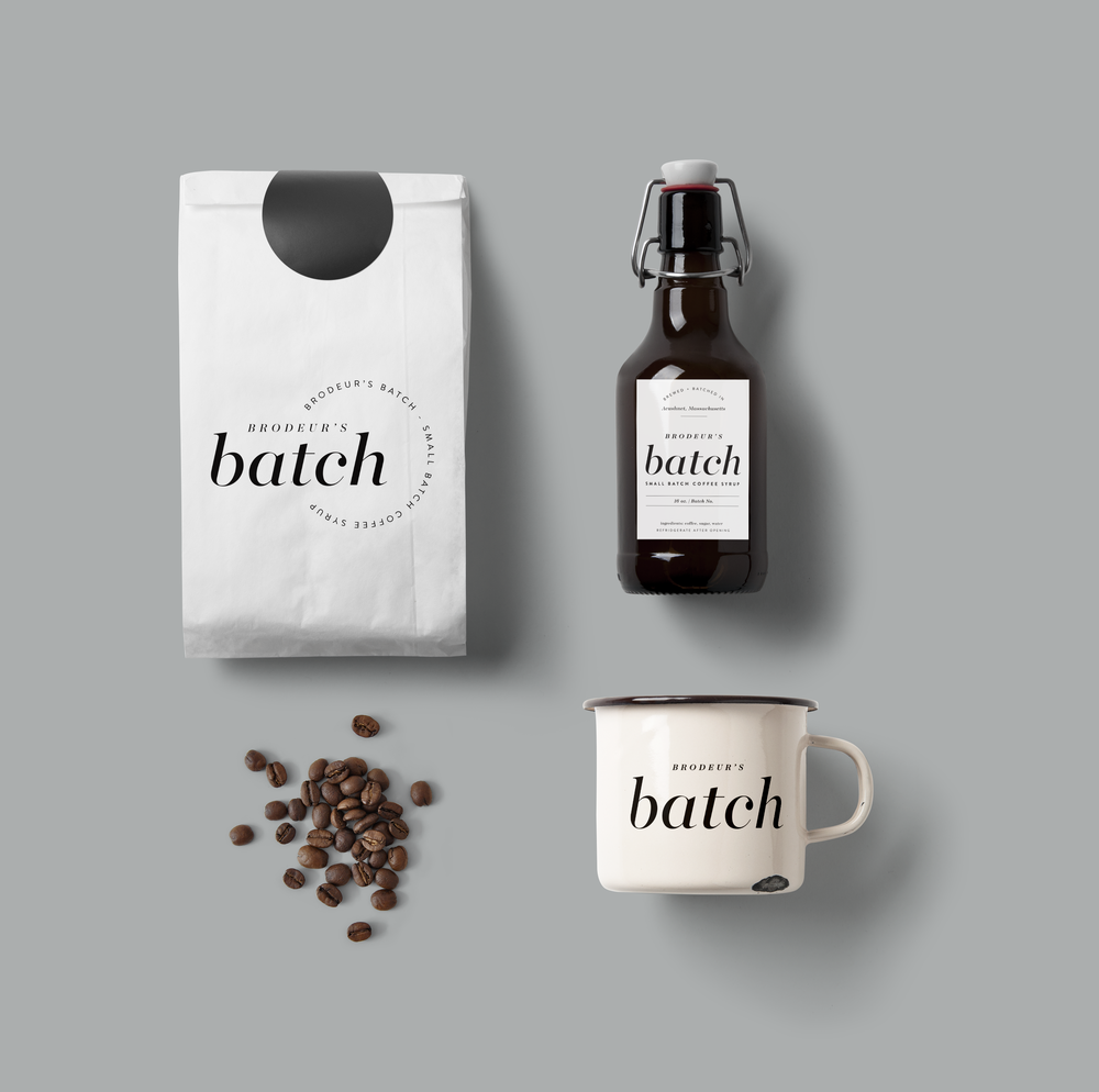 Meg Summerfield Design | Coffee Packaging