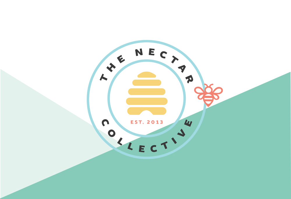 Meg Summerfield Studio | The Nectar Collective Branding with Spruce Rd.