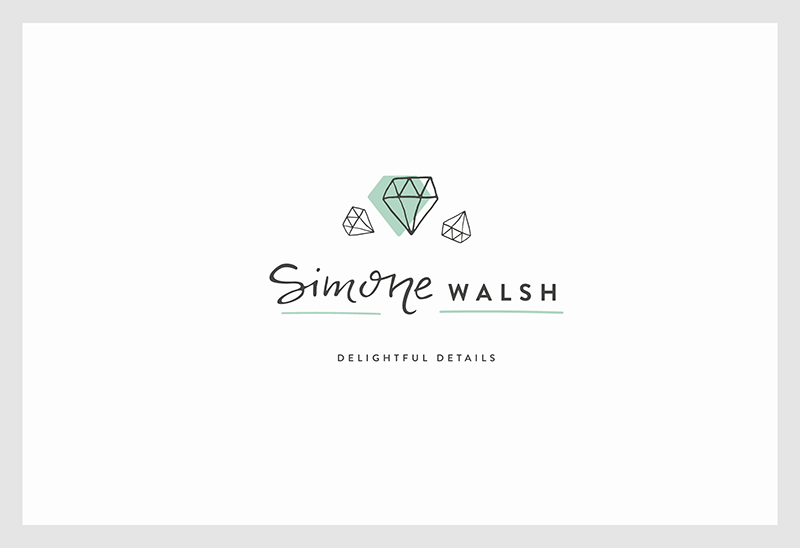 Meg Summerfield Branding | Simone Walsh Jewellery | Handcrafted Australian Accessories
