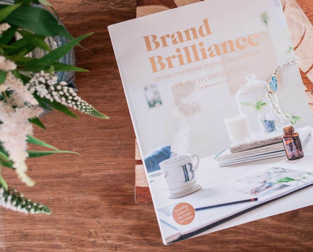 Brand Brilliance - fiona humberstone