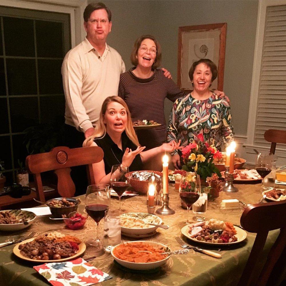 Family Thanksgiving Fun