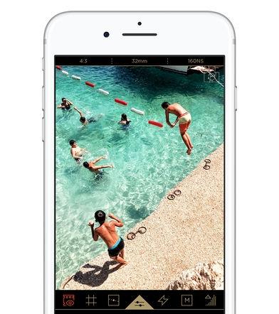 Filmborn App - for iphone