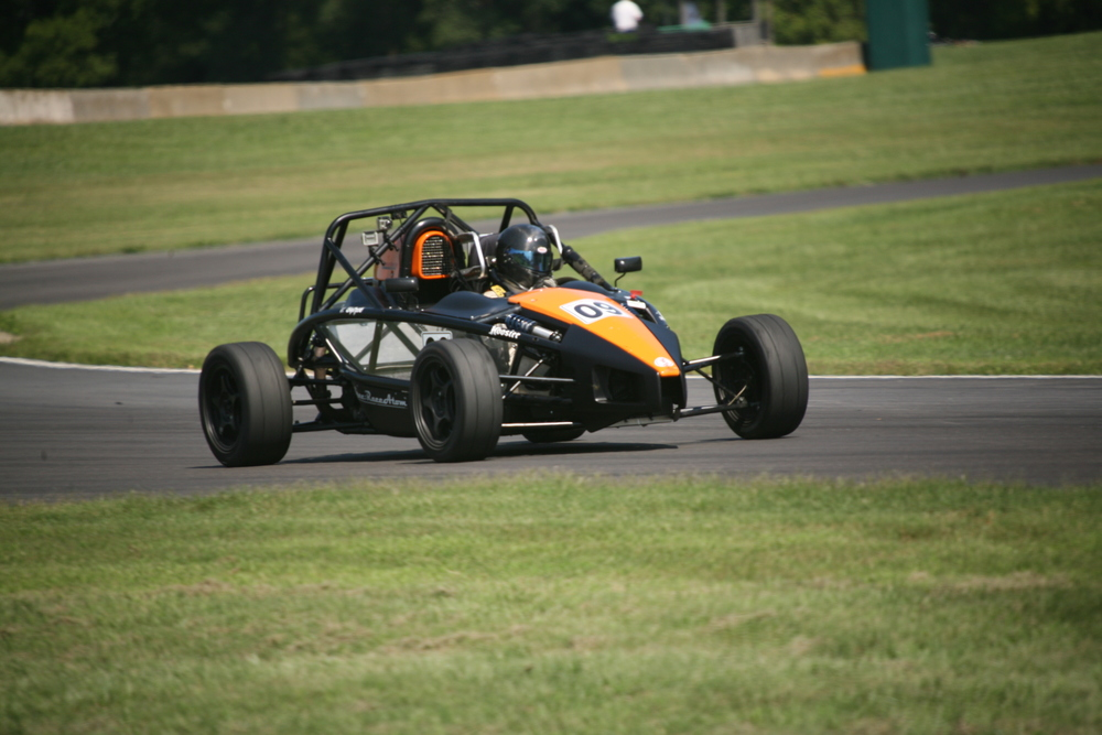 Spec:RaceAtom on track at Virginia International Raceway
