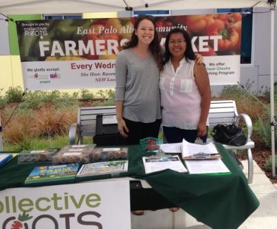 East Palo Alto Community Farmers' Market Team