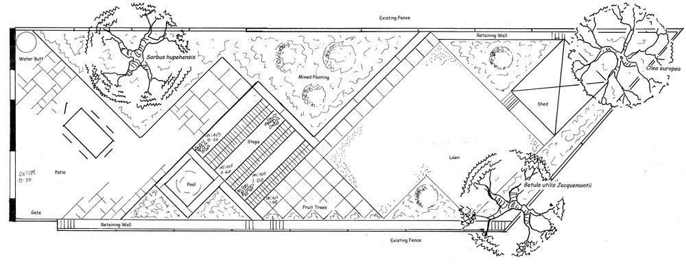 Landscape design rob john garden design chinnor blueprintg malvernweather Images