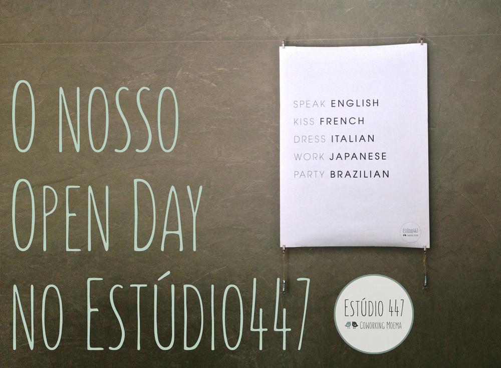 Estúdio447 Coworking Moema & English Club - aulas de inglês
