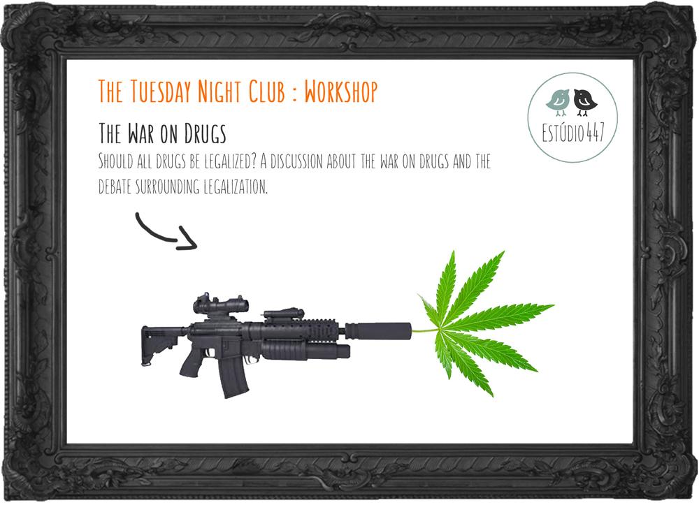 Estúdio447 Coworking Moema & English Club - The War on Drugs
