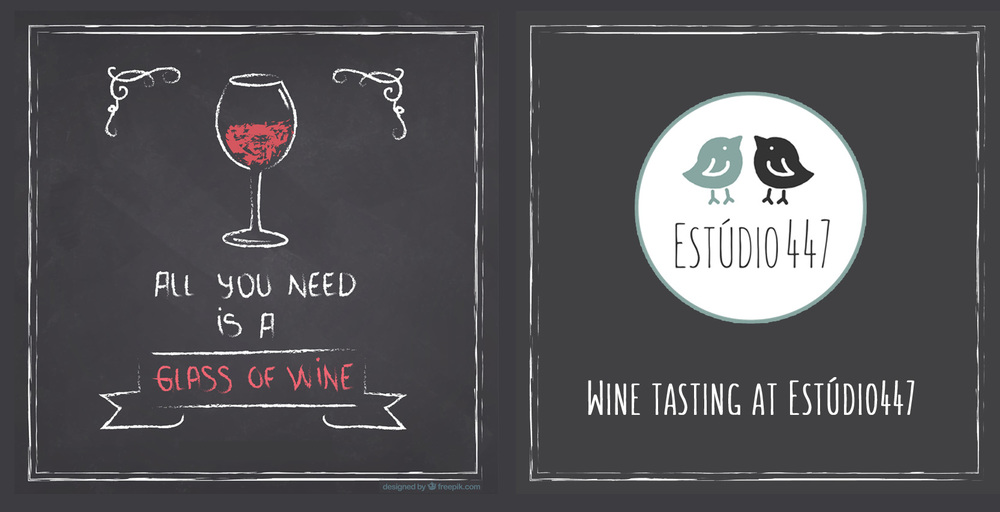 Wine tasting in English - Estúdio447 Coworking Moema & English Club