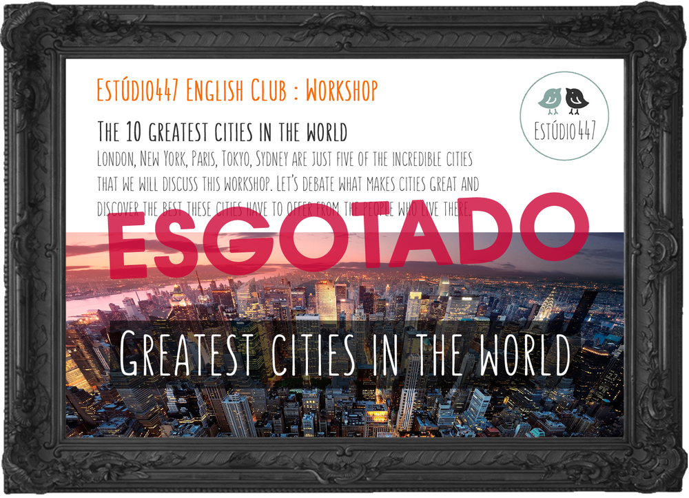 Estúdio447 Coworking Moema & English Club  - the greatest cities in the world