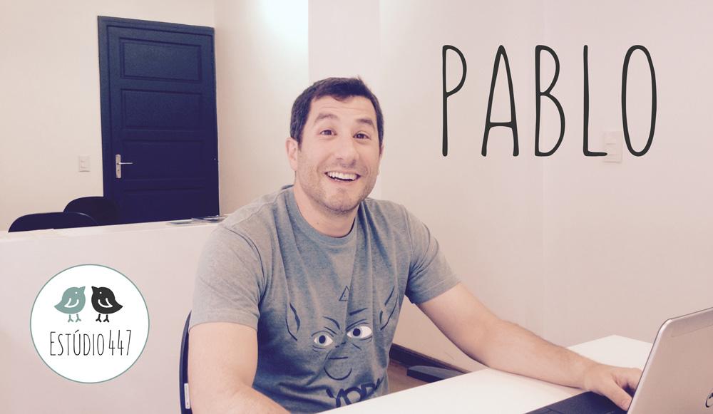Estúdio447 Coworking Moema & English Club - Pablo de Paola