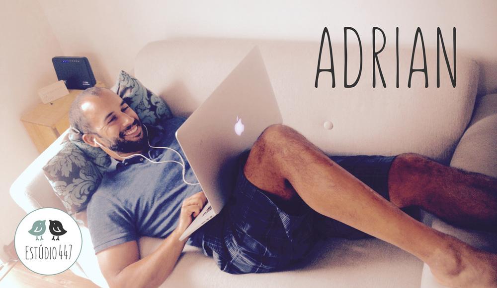 Est�dio447 Coworking Moema & English Club - Adrian