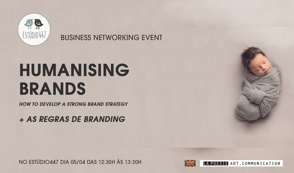 Humanising Brands - Estúdio447 Coworking Moema & English Club