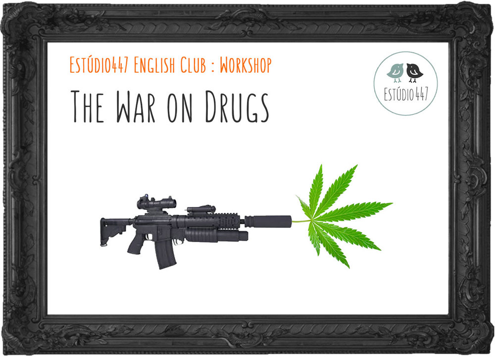 The War on Drugs - Estudio447 English Club - Workshop de ingles