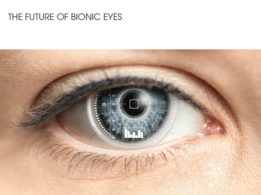The Future of the Bionic Eye
