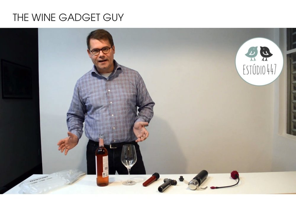 The Wine Gadget Guy - Soren Jensen