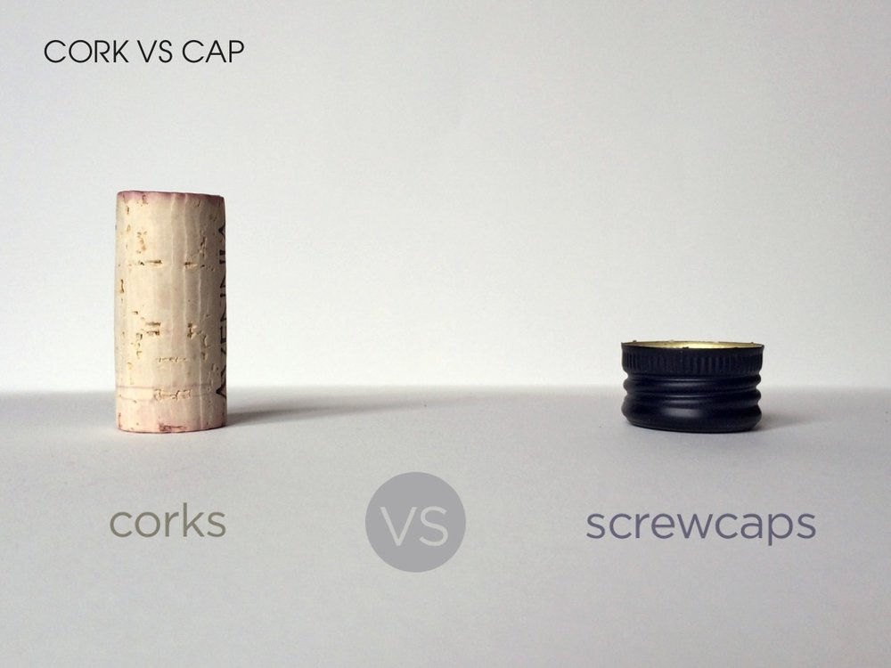 Cork Vs Cap