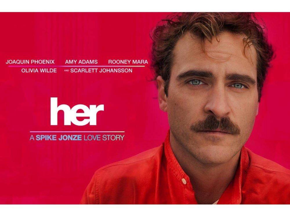 her - AI film