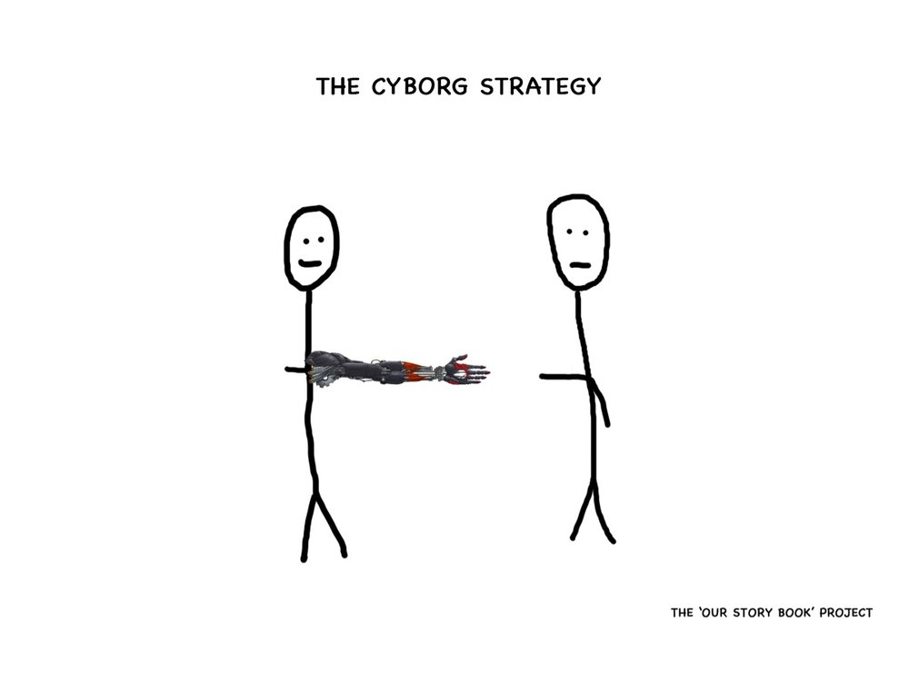 The Cyborg Strategy