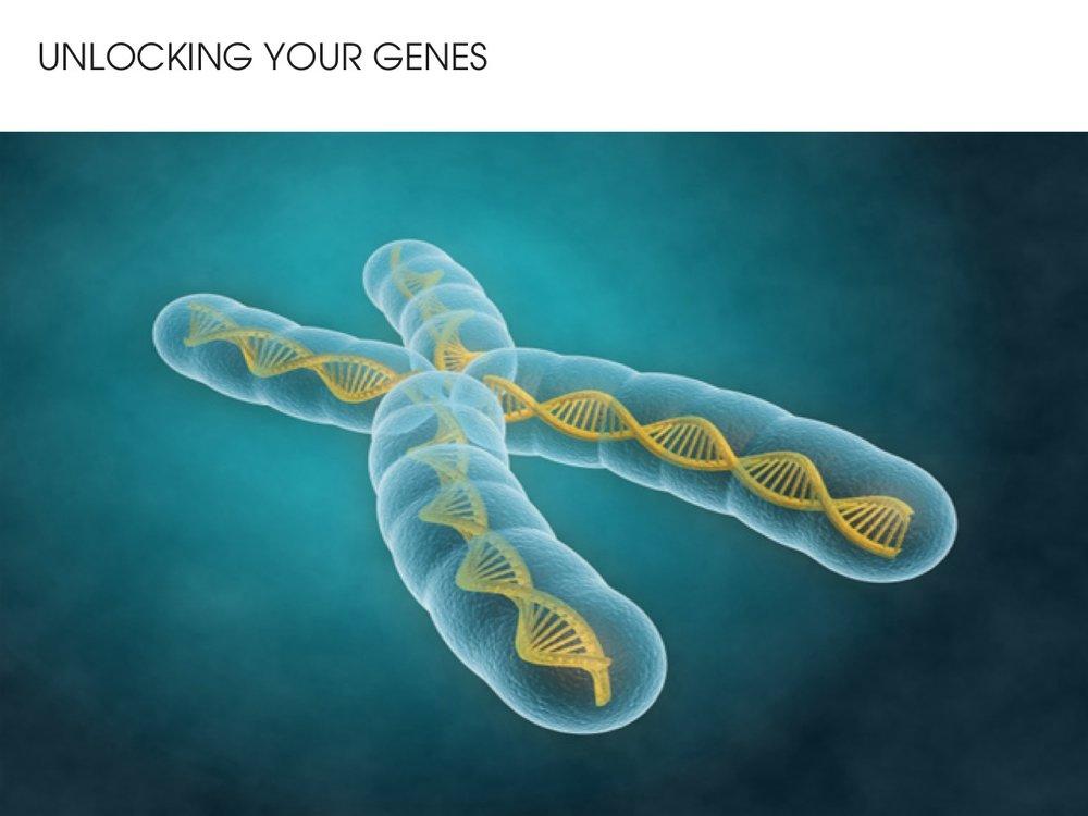 Unlocking your genes
