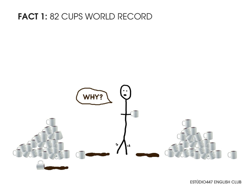 Coffee World Record Consumption 82 cups