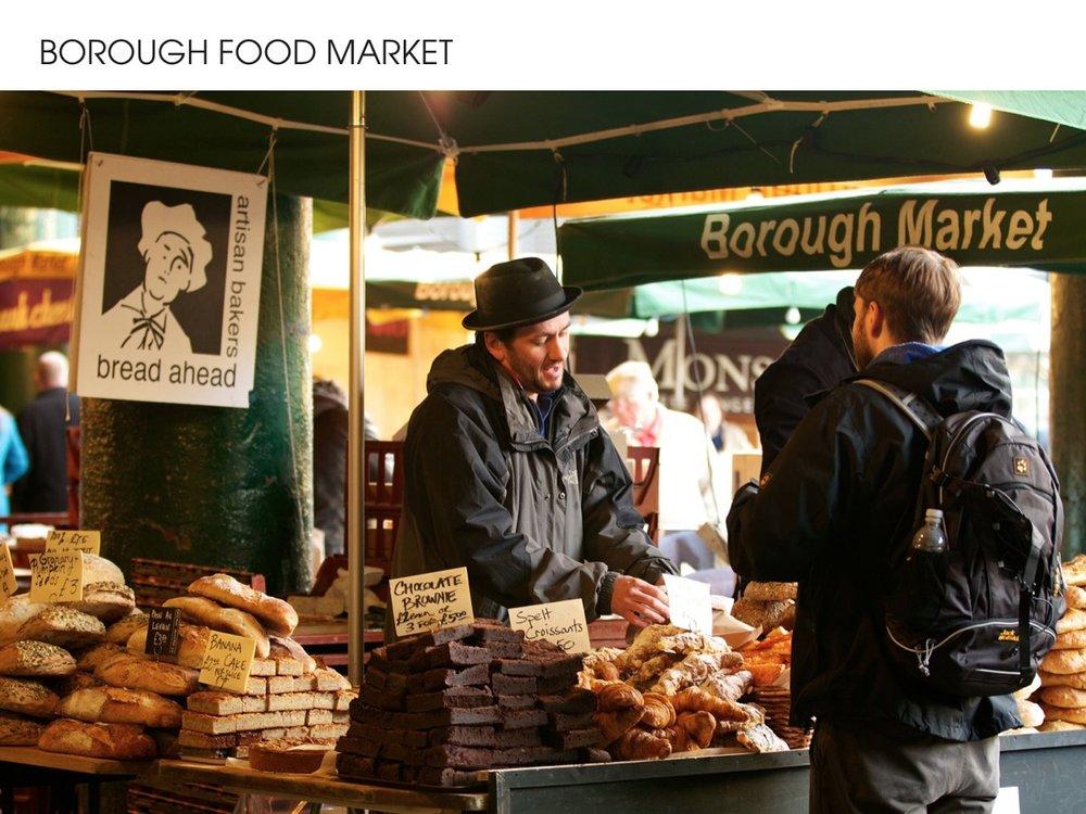 Borough Food Market