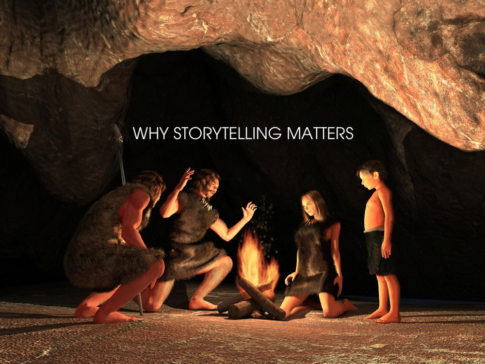 Why Storytelling Matters