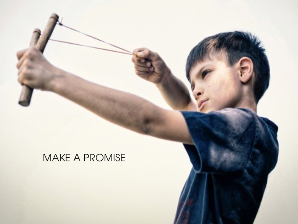 Make a promise
