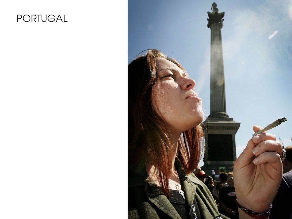 Portugal Drug legalisation