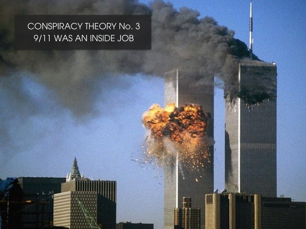Conspiracy Theory : 9/11 was an inside job?