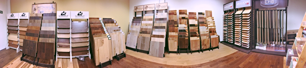 Our New San Jose Flooring Showroom