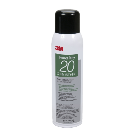 3M Heavy Duty 20 Spray