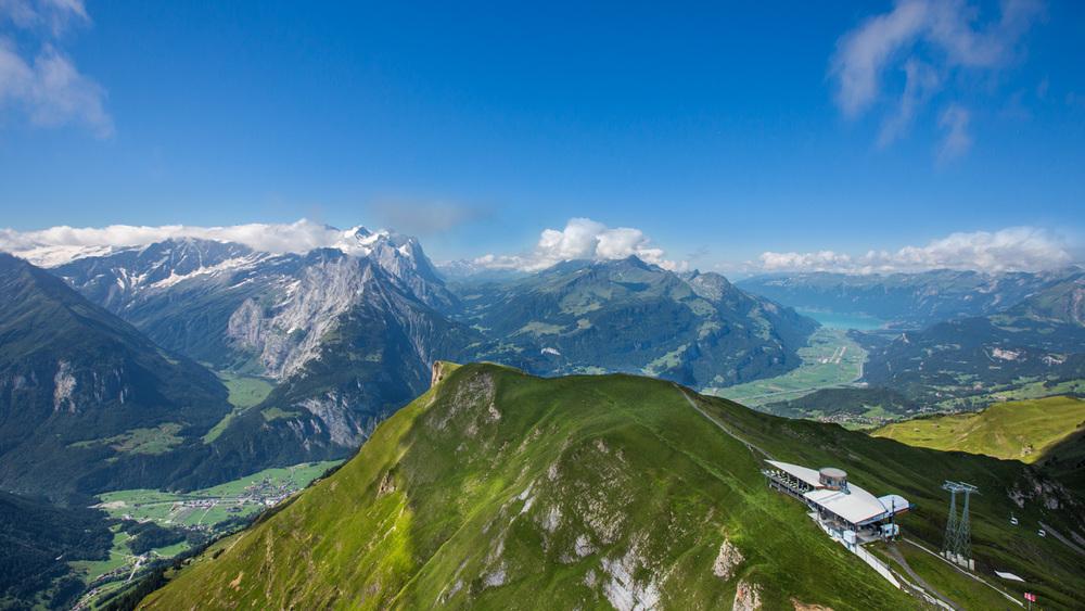 Alpentower © Haslital Tourism / David Birri