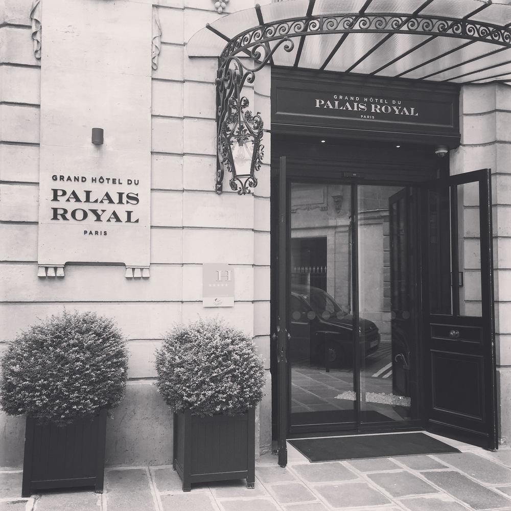 Grand hotel du palais royal paris black tomato - Grand Hotel Du Palais Royal Paris Black Tomato 14