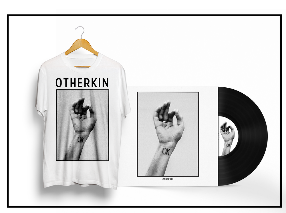 Buy Now - Purchase the debut album 'OK' now for anexclusive signed copy on both Vinyl and CD.