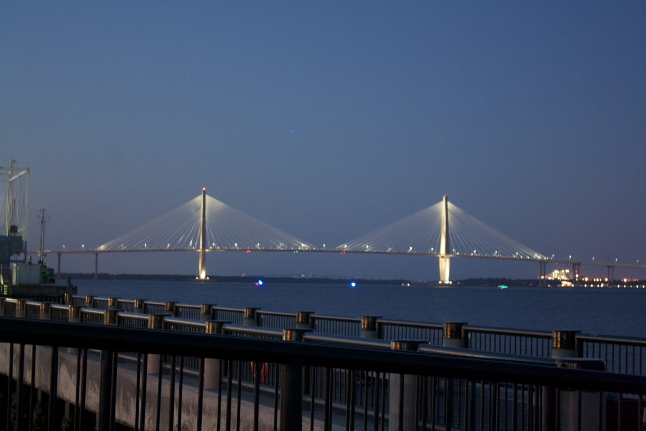 Cooper River Bridge, Charleston, South Carolina
