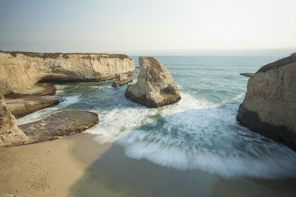 """""""Shark Fin Cove"""""""