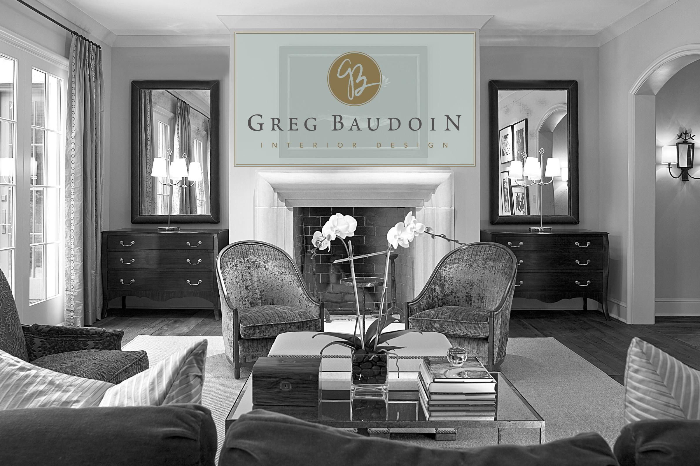 greg baudoin interior design