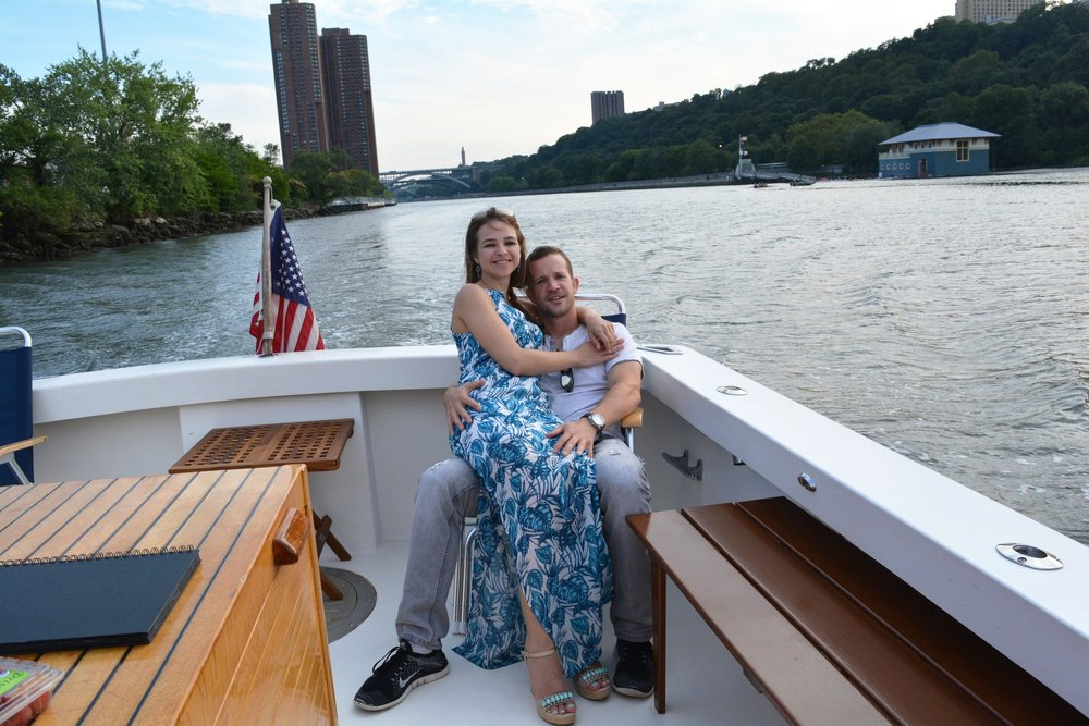 Manhattan Circumnavigation Cruise