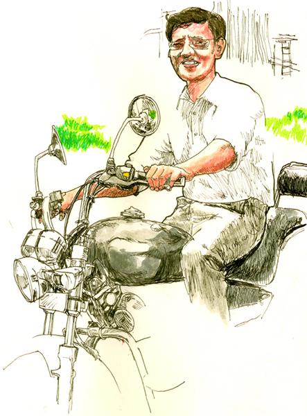 Rajesh Kumar John