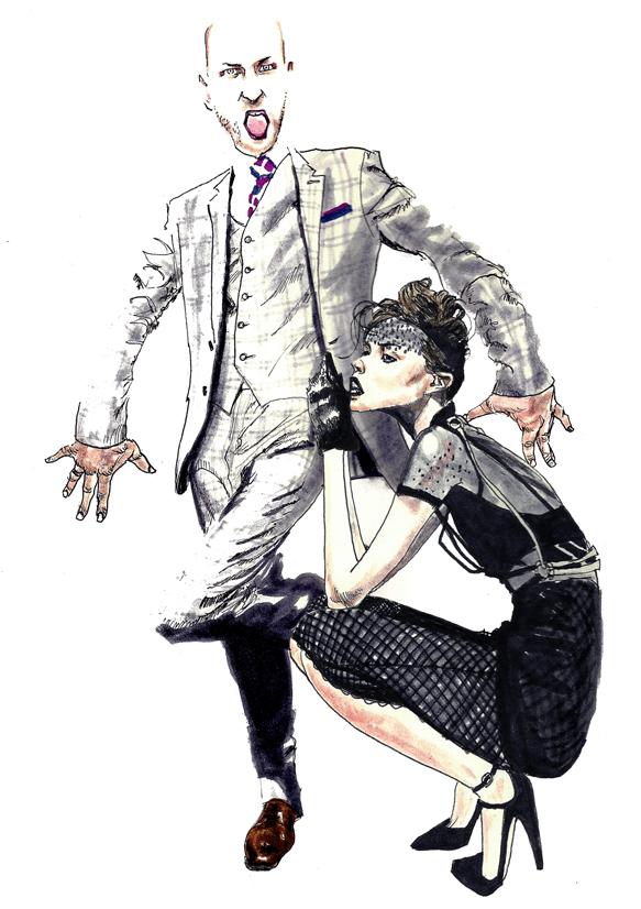 Benjamin & Anastasia
