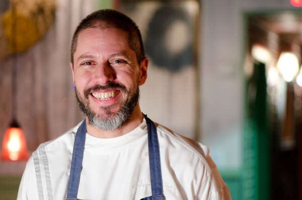 Chef/Owner Jason Bond