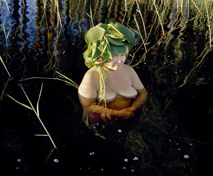 Caroline Hjorth and Riitta Ikonen and  Eyes as Big as Plates