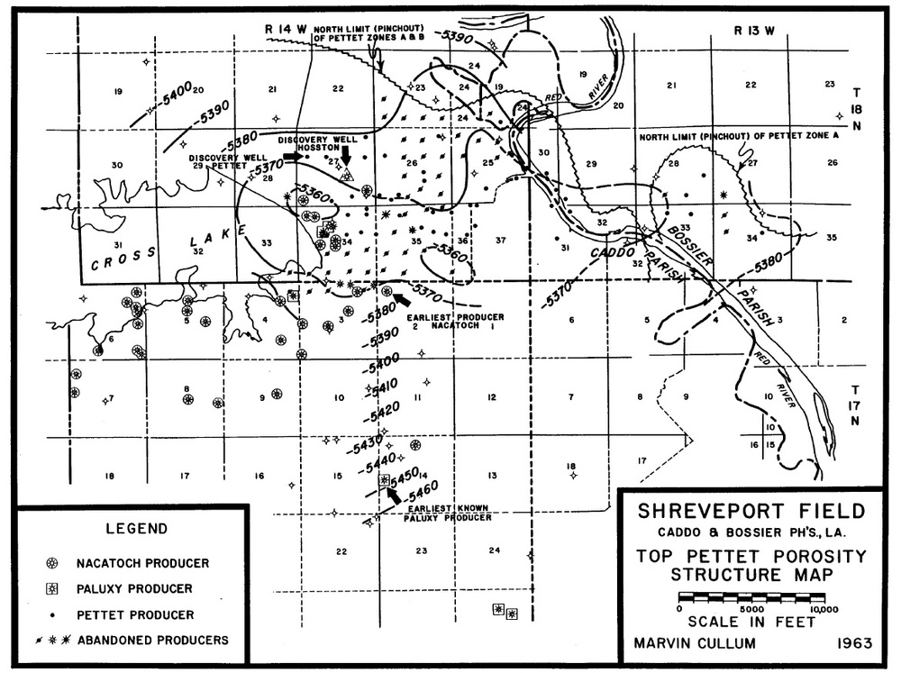 The Shreveport Geological Society publishes reference reports on oil and gas fields and the regional geology of Louisiana, Arkansas, Texas, Mississippi and Alabama. You can find a selection of these publications available for immediate purchase and download in our publications shop. More publications are available to order by mail.