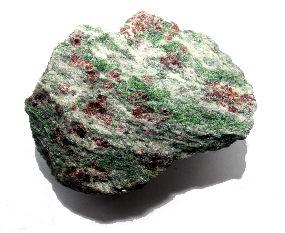 Eclogite (The Christmas Rock)