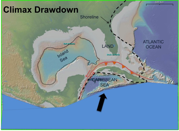 Paleocene-Eocene Drawdown and Refill of the Gulf of Mexico - Joshua H. Rosenfeld