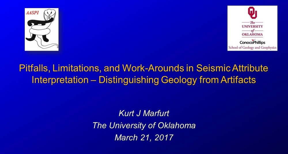 Pitfalls, Limitations, and Work-Arounds in Seismic Attribute Interpretation – Distinguishing Geology from Artifacts (1).JPG