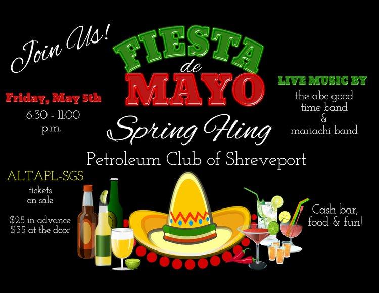 Fiesta de Mayo - SGS-ALTAPL Spring Fling