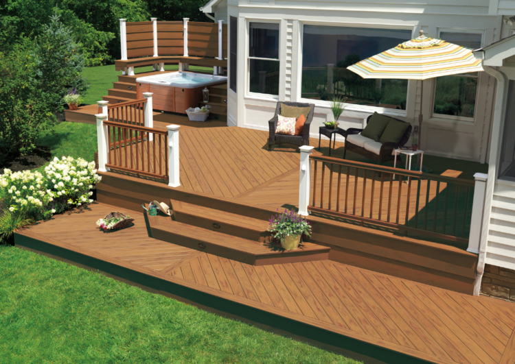 Composite Decking Conundrum — Freeborn Lumber Company