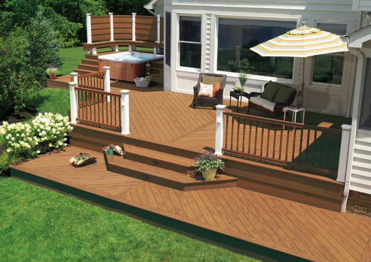 Composite Decking Conundrum — Freeborn Lumber Company