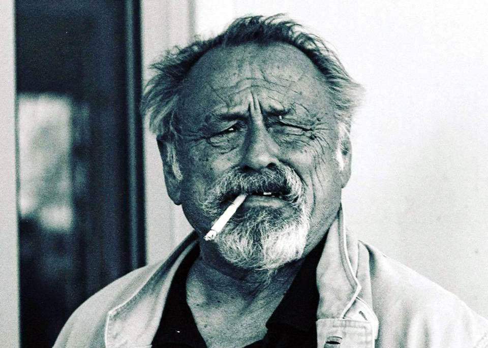 36.  Maybe He Became a Bear , an interview with Jim Harrison: 1937-2016